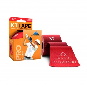 """Pro Synthetic 20 Precut, 10"""" Strips, Rage Red Folds Of Honor (10001653)"""
